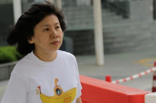 余澎杉母親卓瑪利(Mary Toh)向兒子道歉,「對不起,兒子。對不起,我告訴過你這是最安全的國家,如今你卻感到如此不安和害怕」。(圖擷自網路)