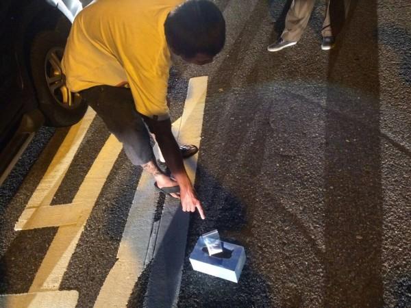 斗南警方今日凌晨查獲毒品,沈姓雙胞胎哥哥坦承毒品為其所有。(記者黃淑莉翻攝)
