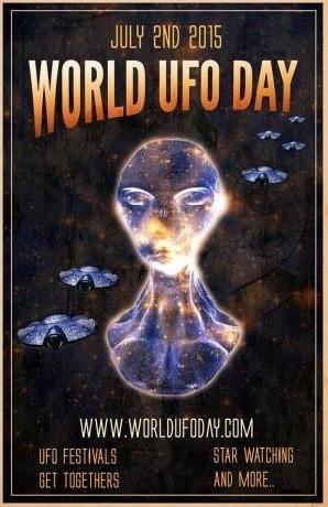 7月2日,是一年一度的「世界幽浮日」(World UFO Day)!據《世界幽浮日》組織指出,幽浮日的訂立除了是為了使得世界上少數的UFO愛好團體能夠受到鼓勵之外,同時也要喚醒全球對於外星世界的意識,打破陳舊的歷史觀念。(圖擷自「世界幽浮日」網站)