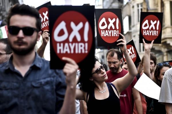 土耳其伊斯坦堡近期街上有「反中運動」。(法新社)