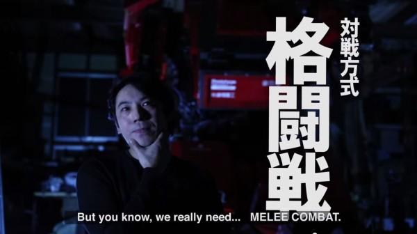 水道橋重工CEO倉田光吾郎表示希望以格鬥戰方式對決。(圖擷取自YouTube)