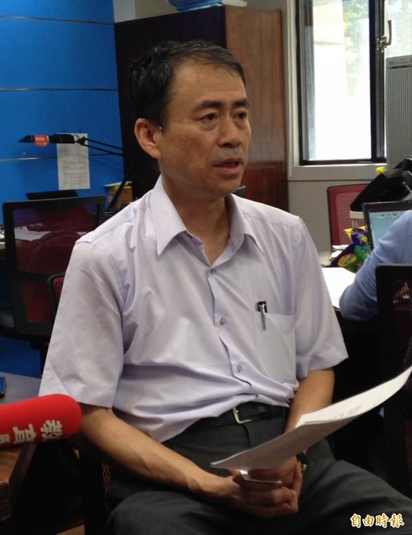 全國中小學校長協會理事長薛春光。(資料照,記者林曉雲攝)