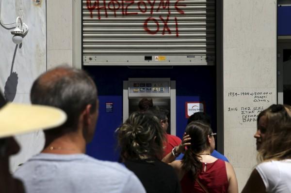 希臘債務危機仍未解套。(資料照,路透)