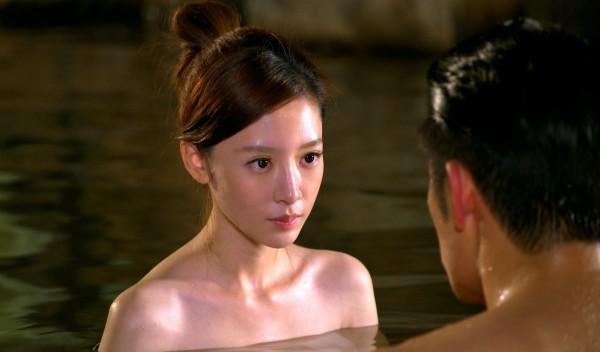 楊可涵驚傳週一自殺獲救,由她主演的「珍珠人生」上週剛下檔。(三立提供)
