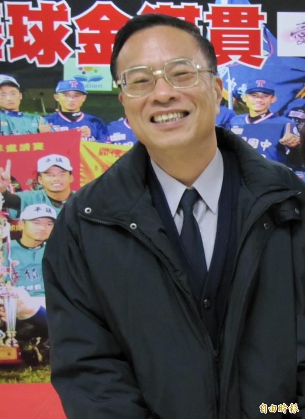新任副署長黃宗仁為人身段柔軟,從人性角度出發,獲「天下第一公關」美譽。(資料照,席艷俠攝)