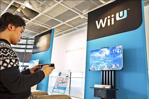 岩田聰任內開發出劃時代的Wii遊戲機。(彭博)