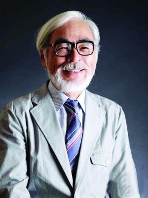 享譽全球的宮崎駿一生致力於反戰、反核,他的作品中充滿強烈人道關懷。(圖截取自網路)