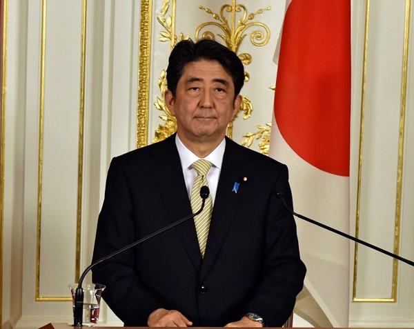 日本首相安倍晉三。(美聯社資料照)