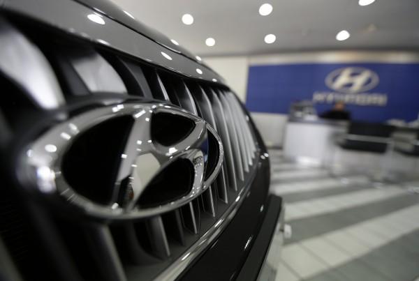 韓國現代汽車集團市場遍布全球,傳出有設計圖遭外洩,可能被中國汽車拿出使用。(美聯社)