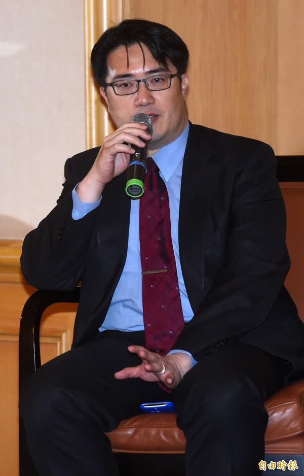 全球人口高齡化之台日論壇18日舉行,台北榮總高齡醫學中心主任陳亮恭出席。(資料照,記者簡榮豐攝)