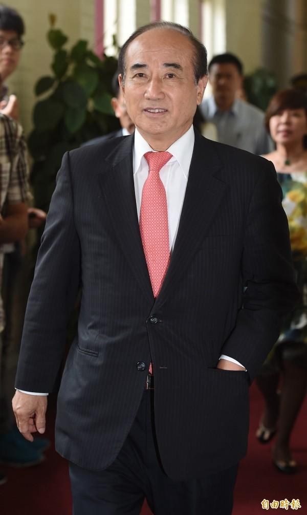 立委指出,王金平未來很可能和蔡英文合作。(資料照,記者廖振輝攝)