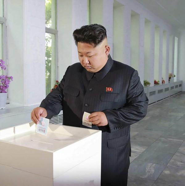 北韓強硬表示,擁核是為了保衛主權,抵抗美國,不可能進行和談。(資料照,歐新社)