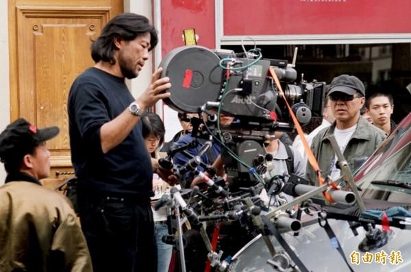 攝影大師李屏賓也將開授「專業攝影課程」。(圖由三三電影製作有限公司提供,蔡正泰攝)