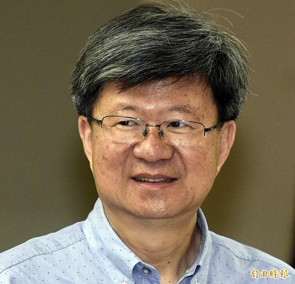 教育部長吳思華。(資料照,記者叢昌瑾攝)