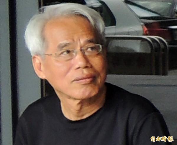 「台灣之聲」電台主持人許榮棋。(資料照,記者項程鎮攝)