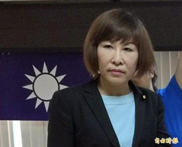 國民黨立委呂玉玲。(資料照,記者邱奕統攝)
