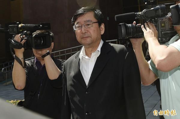 幸福人壽前董事長鄧文聰涉嫌掏空公司上百億元,今天遭特偵組起訴。(資料照,記者陳志曲攝)