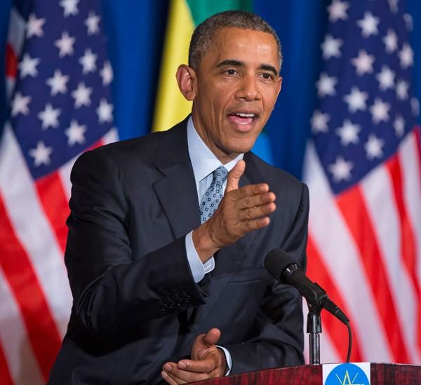 美國總統歐巴馬。(美聯社資料照)