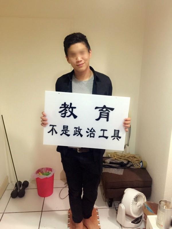 資深媒體人鍾年晃表示,他替林冠華感到欣慰,因為「他最愛的人終於懂他了」。(資料照,林冠華提供)