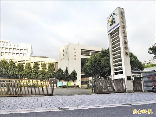 搶天母黃金地段,柯P擬在「職能發展學院」蓋公宅。(記者葉冠妤攝)