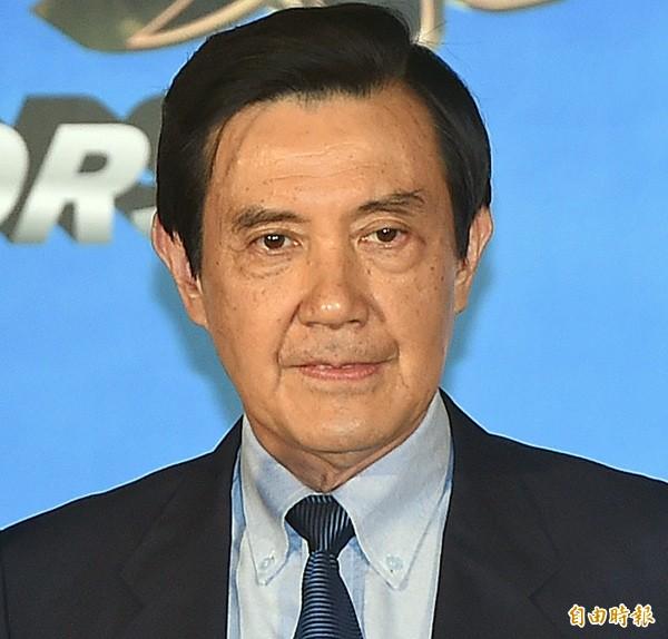 總統馬英九。(資料照,記者廖振輝攝)