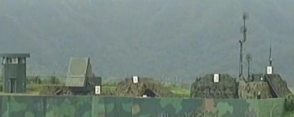 萬里愛國者飛彈基地外觀。(資料照)