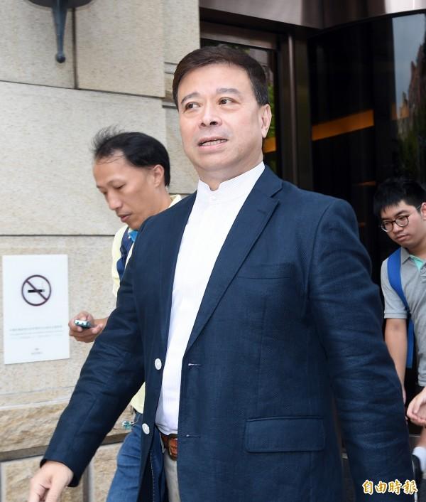 親民黨副秘書長劉文雄認為,民眾對國民黨已失去信心與耐心。(資料照,記者方賓照攝)