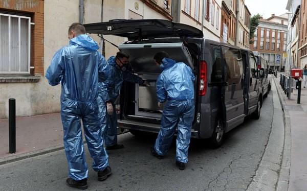 警方在布爾索家中,找到她已經腐爛且被肢解的屍體。(圖取自英國每日電訊報)