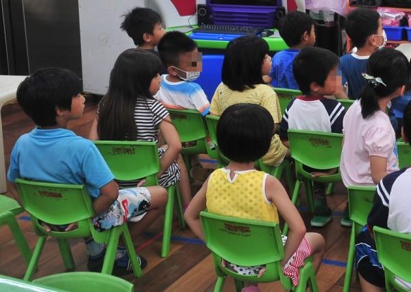 台灣廠商出包,竟讓日本幼稚園學童看A片學體操!示意圖,與本新聞無關。(資料照)