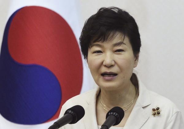 朴槿惠指示軍方,若北韓輕舉妄動,立即採取果斷措施應對。(美聯社)