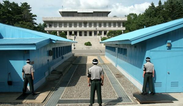 南北韓將於今天下午5時各派代表到板門店進行對話。(圖擷取自網路)