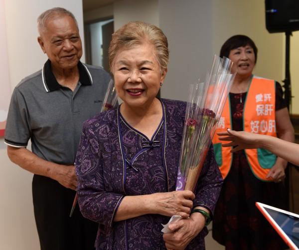 台北市長柯文哲母親何瑞英認為,前總統李登輝「講得很對」,因為她也是日本時代出生的。(資料照,記者簡榮豐攝)