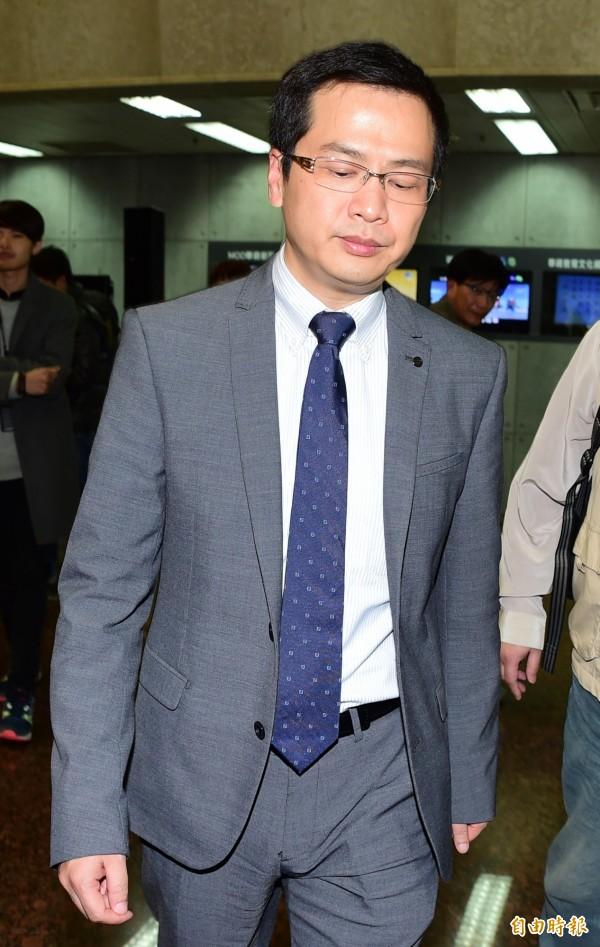蔡英文認為李的意見是他個人的歷史經驗,對此總統府前副秘書長羅智強相當不滿,認為蔡的立場敷衍,是台灣悲劇。(資料照,記者潘少棠攝)