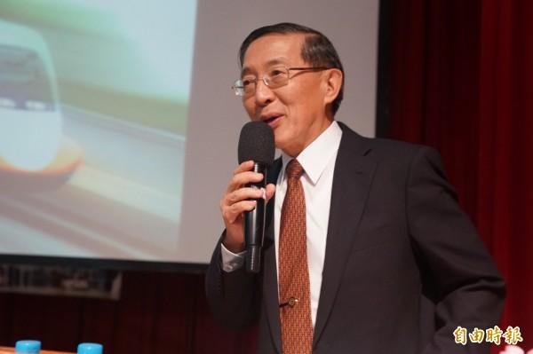 外交部長林永樂表示,外交部近期將推出「駕照便利案」,與各國相互承認駕照及免試換照。(記者蔡清華攝)