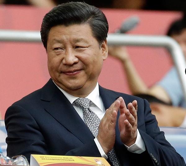 中國國家主席習近平。(美聯社資料照)