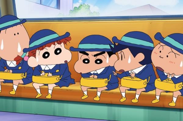 日本卡通「蠟筆小新」。(資料照,木棉花提供)