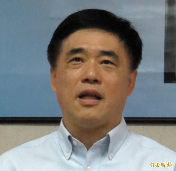 國民黨副主席郝龍斌。(資料照,記者俞肇福攝)