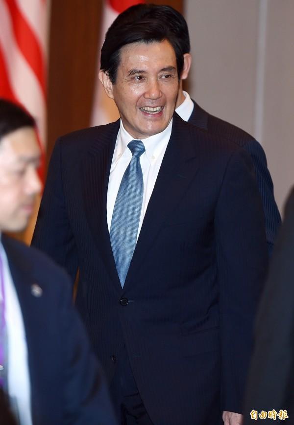 馬英九總統說,陸委會跟總統府發言人都很清楚表明,連戰不宜赴中國參加閱兵典禮。(資料照,記者廖振輝攝)
