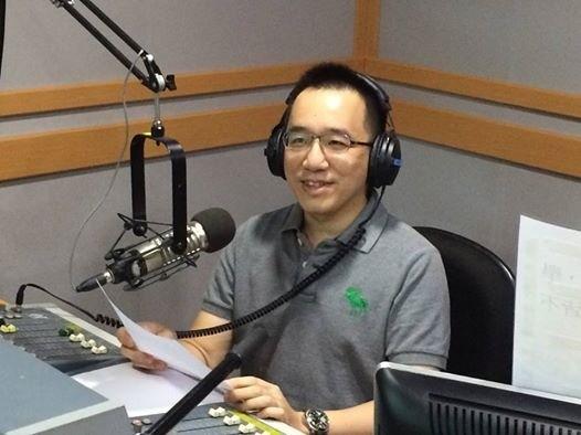 陳致中認為,富邦銀行將台北銀行進行併購,是在馬英九吃了多次魚翅宴所作的政治決定。(擷取自陳致中臉書)