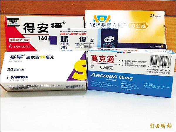 原廠藥品質較穩定,許多醫師較願開原廠藥品。(記者吳亮儀攝)