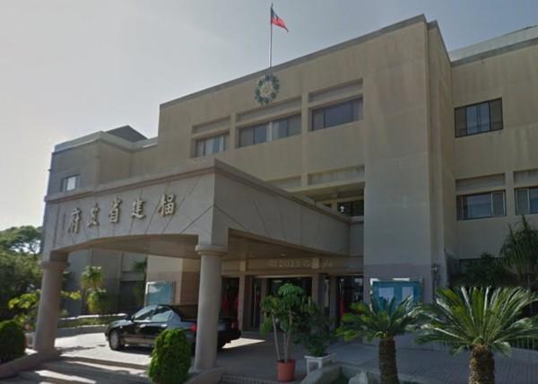 福建省政府設在金門。(圖擷取自Google街景)