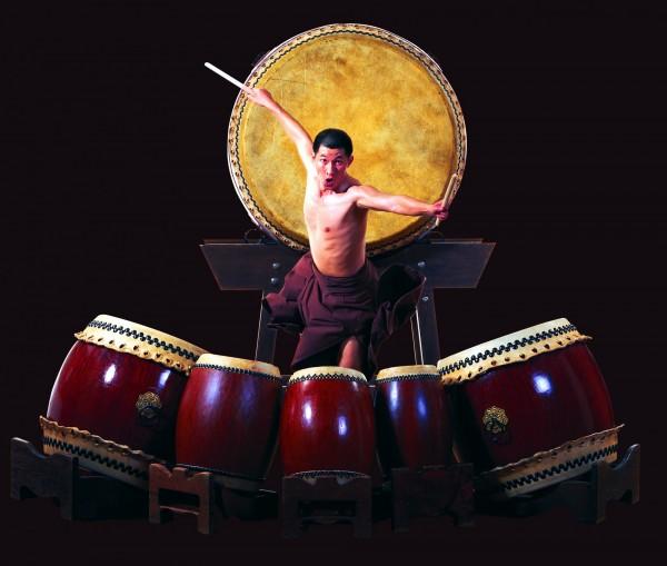 9月6日晚上7時30分,優人神鼓將於土城綜合體育場,免費為大家演出。(優人神鼓提供)