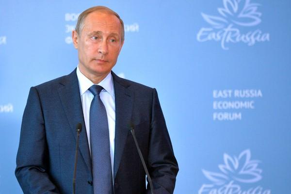 普廷四日首度公開證實,俄國正提供敘利亞軍事訓練與後勤支援。(法新社資料照)