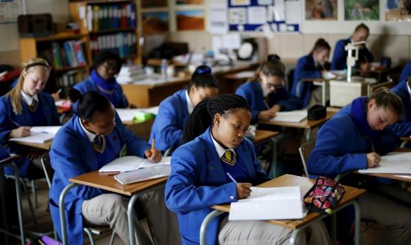 校園應該是傳授知識的地方,但在英國卻成為犯罪的場域。圖與新聞事件無關。(路透)
