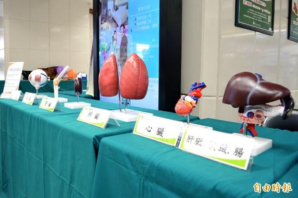 衛福部醫事司表示,去年已開放愛滋患者可接受健康家人器官捐贈,預計明年起實施。(資料照,記者湯世名攝)