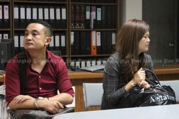 中國一對男女在泰國偷走上千萬鑽石,女子還賣命將鑽石吞下肚,但最後仍被警方查出。(圖擷自曼谷郵報)