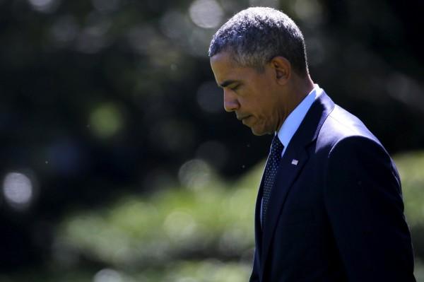 美國總統歐巴馬已做好準備,表示今後一年要接納至少1萬名敘利亞難民。(資料照,路透)
