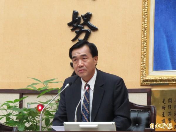 李全教控告立委葉宜津等4人妨害名譽,並各求償1000萬民事賠償。(資料照,記者蔡文居攝)