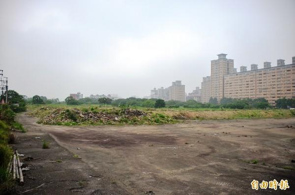 RCA共七.二公頃場址被列為重大汙染場址。(資料照,記者邱奕統攝)