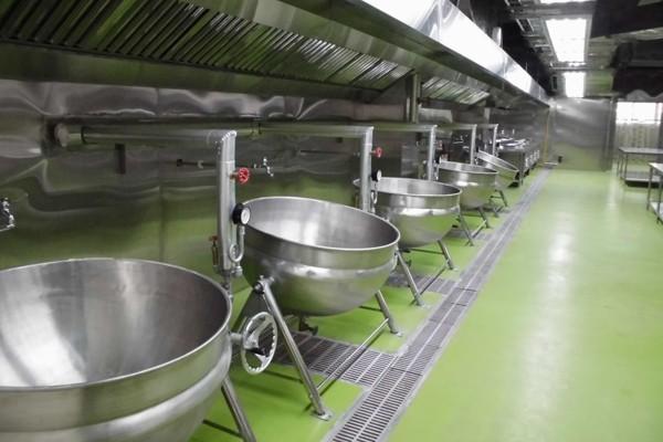 鶯歌鳳鳴國小自立廚房預計最快今年底完工。(新北市教育局提供)